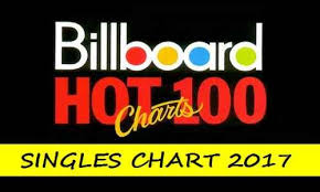 Cd Charts 2017 Download Billboard Hot 100 Singles Chart 2017 Vision Board
