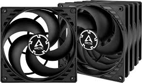 <b>Вентиляторы Arctic P14</b> PWM PST <b>Value</b> Pack Black