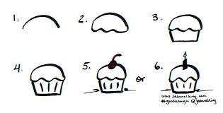 Fun To Draw Cake How To Draw A Cute Birthday Cake Fun Draw Cake