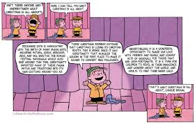 Charlie Brown Christmas Quotes Interesting Terrierman's Daily Dose Linus Explains Christmas To Charlie Brown
