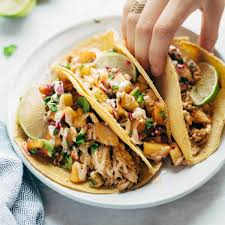 Easy Chili Lime Fish Tacos Recipe ...