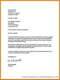 Proper Business Letter Format Kinds Of Business Letters Bunch Ideas All Types Letter Format