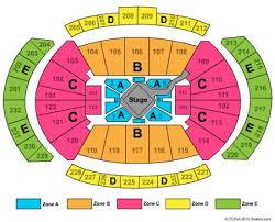 Sprint Center Kansas City Missouri Seating Chart Sprint