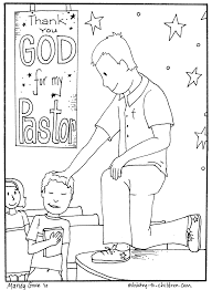 Free Christian Coloring Pages for Kids and Young Children | Level ...