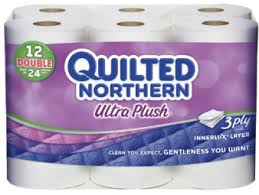 Target: Quilted Northern Toilet Paper Only 29¢ Per Double Roll ... & Quilted Northern 12 Double Roll $6.99. Use the $0.75/1 Quilted Northern (12  or 30-pk) Target coupon found here. And, use the 5% Off Quilted Northern &  Angel ... Adamdwight.com