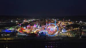 Christmas Lights At Del Mar Fairgrounds San Diego County Fair At The Del Mar Fairgrounds 2017