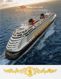 dcl itinerary brochure april 2016 2017 summer dates er