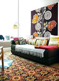 classy how to hang a rug on the wall bear skin natural luxury hardware to hang rug on wall