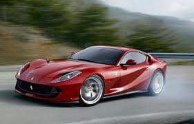 ferrari superfast. the 812 superfast is first ferrari to introduce electric power steering (eps) which, in line with tradition, used fully exploit