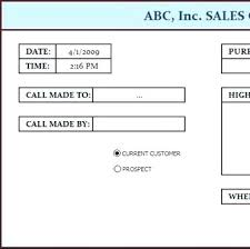 Customer Sign In Sheet Template Customer Log Sheet Template Sales Call Spreadsheet Unique Free Data