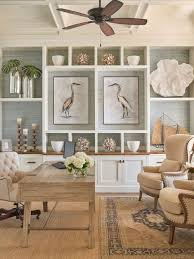 home office style ideas. example of a coastal home office design in atlanta style ideas d