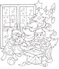 Disegni Bambini Colorare Stampare Natale Bimbi Giocano Blogmammait