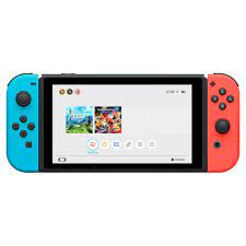 Nintendo Switch Konsole Schwarz, Techinn