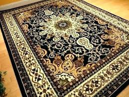 berber area rug 8x10 8 x large style oriental rugs black carpet living