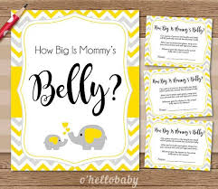 Unisex Baby Shower Games - Baby Shower Ideas