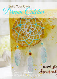 The Story Behind Dream Catchers Stamp Away With Me Build Your Own Dream Catcher 66