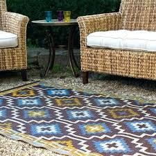 outdoor carpet for patio fab outdoor rug in blue brown outdoor carpet for patio outdoor rug
