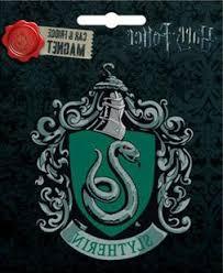 Harry Potter Slytherin Crest Photo Image