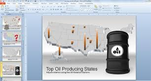 Us Map Editable In Powerpoint Us Map For Powerpoint Presentations