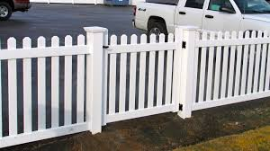 wood picket fence panels. Modern Picket Fence Panels With Decoration: Wood 13