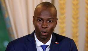 The President of Haiti was assassinated ...