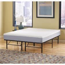 memory foam mattress bed frame. Perfect Frame Rest Rite Queen Medium Memory Foam Mattress And Bed Frame S