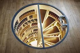 spiral wine cellars