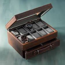 ercolano roger large wooden jewellery watch box watch boxes watch box from fossil watch box