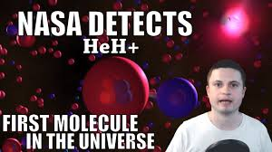 First Molecule In The Universe Detected By NASA Telescope - YouTube