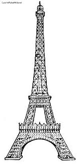 Small Picture Eiffel Tower Coloring Pages Syougitcom