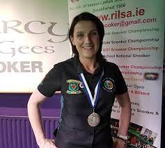 RILSA Player Number 10 – Valerie Maloney | Republic of Ireland Ladies  Snooker Association
