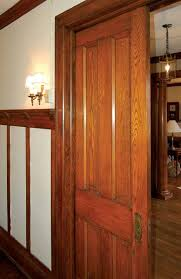 How To Repair Pocket Doors Restoration Design for the Vintage