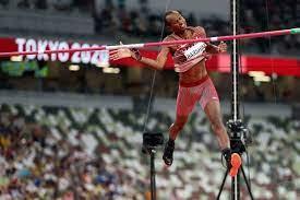أولمبياد طوكيو: بطل العالم في الوثب العالي معتز برشم يمنح قطر ثاني ميدالية  ذهبية