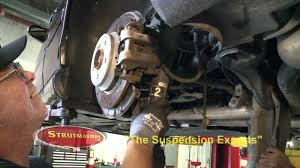 How to Install Strutmasters Air Suspension Kits on a 1999-2006 ...