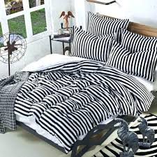 navy and white striped bedding blue and white striped bedding photo 1 of black and white navy and white striped bedding
