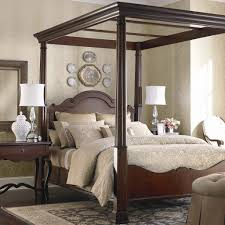 Neutral Bedroom Colors Wooden Four Bed Frame With Neutral Mens Bedroom Colors And Nice