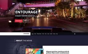 Wordpress Movie Theme Entourage Video Film Cinema Wordpress Theme Wpexplorer