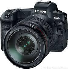 Canon Video Camera Comparison Chart Canon Eos R Review