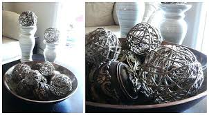 Decorative Ball Bowl