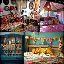 15 Authentic Bohemian Bedroom Design Ideas  Bohemian Bedroom Diy Boho Chic Home Decor