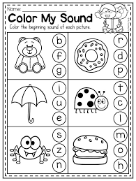 At fun fonix you can find resources to support your phonics program and. Color My Sound Worksheet This Mega Phonics Bundle Features 50 No Prep Worksheets Designed For Ear In 2021 Phonics Kindergarten Phonics Worksheets Preschool Worksheets
