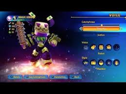 Skylanders Imaginators Chart Skylanders Imaginators Creation Crystal Magic Knight