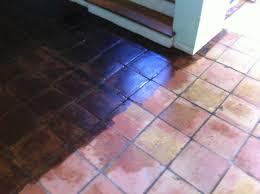 floor impressive staining tile floors intended best of