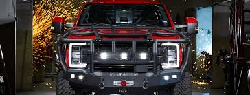 Road Armor Bumpers - Off Road & Heavy Duty Front & Rear Bumper