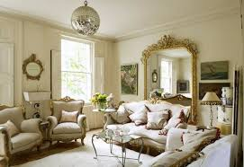 Modern Victorian Living Room Gorgeous Victorian Living Room Has Impossibly Large Mirror Its
