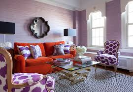 ... Innovative Red And Purple Living Room Black And Purple Living Room  Contemporary Living Room ...