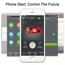 Online Shop <b>PKE Smartphone</b> Start <b>Car</b> Smart Alarm <b>Remote</b> ...