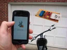 Captivating Garage Door Remote Opener — Protoblogr Design