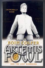 colfer eoin artemis fowl and the last guardian