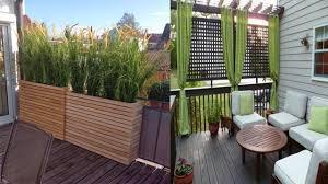 inspiring small balcony privacy screen ideas small balcony designs
